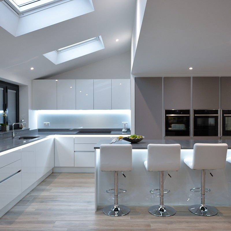 Contemporary Kitchens Northampton