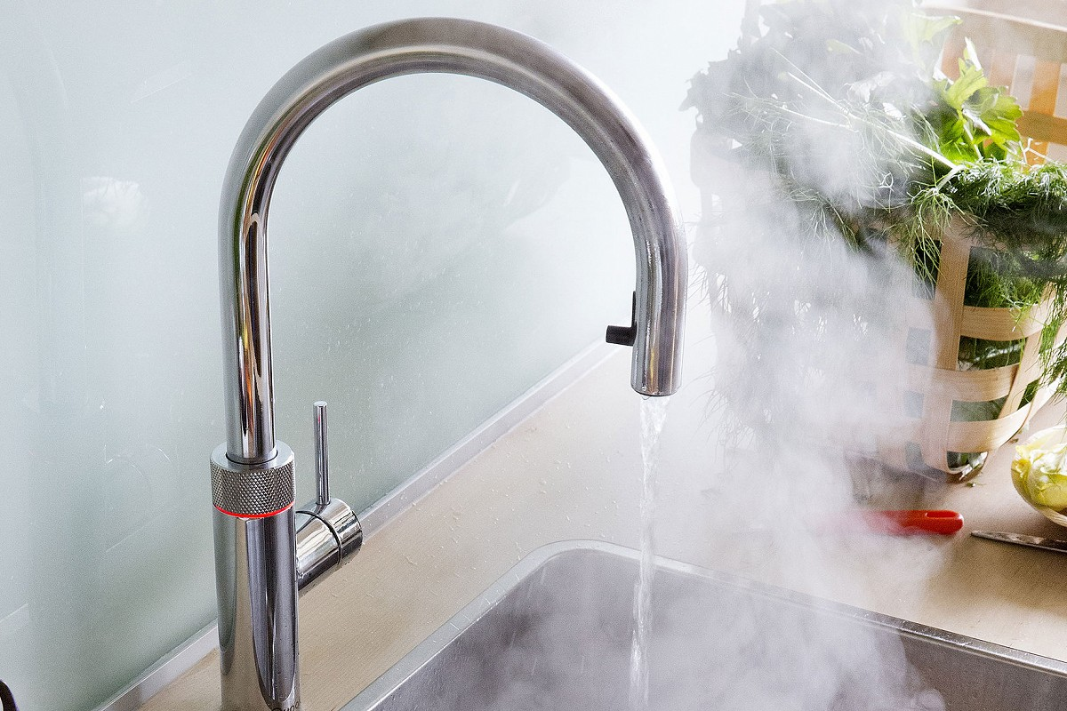 Introducing The Quooker Boiling Tap Range at Zest Kitchens Northampton